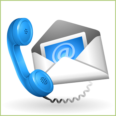 Contact e-mail phone