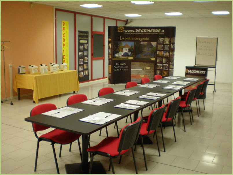 A skills assessment - Training-room.